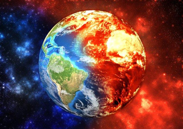 El cambio climático en nuestro planeta