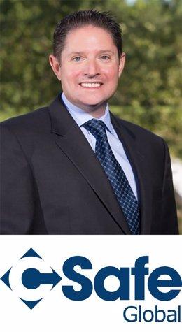 Charles Bodner, CSafe Global CFO