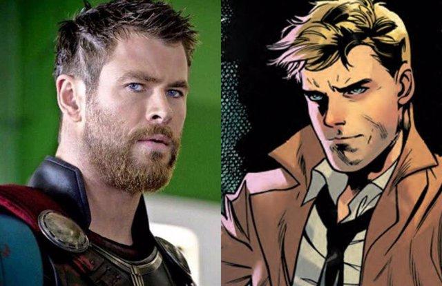 ¿Será Chris Hemsworth el próximo John Constantine?