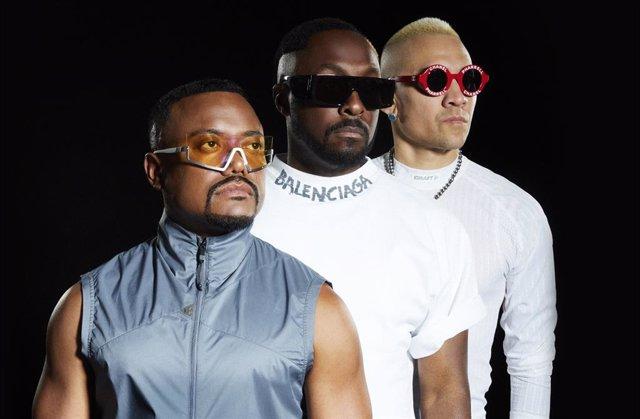 Black Eyed Peas ofrecerán en streaming un concierto desde las pirádemes de Egipto