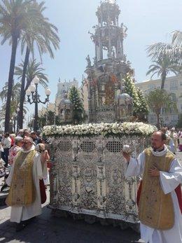 Custodia del Corpus de Cádiz
