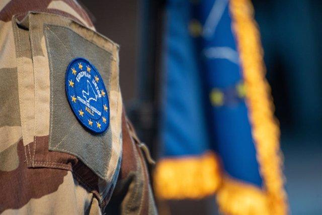 Archivo - Militares de la UE en Malí