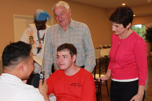 Tom Golisano, Paychex founder, philanthropist and father of a son with intellectual disability, gifts $30 million to Special Olympics to Expand Critical Health Services Globally for People with Intellectual Disabilities. Tom Golisano and Golisano Foundati