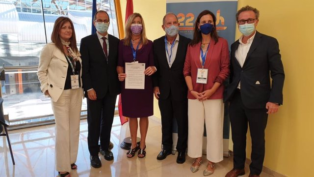 Hospitales de Baleares se adhieren a una iniciativa europea para visibiilizar de las mujeres en congresos y debates.