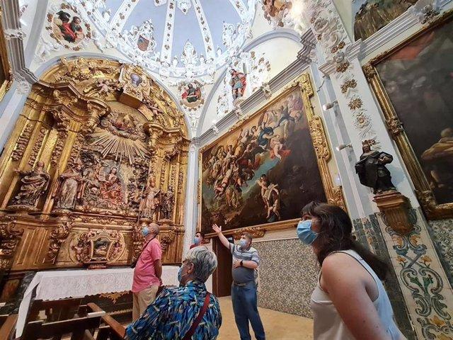 Territorio Mudéjar y la DPZ retoman sus rutas para descubrir y disfrutar de su patrimonio este otoño.