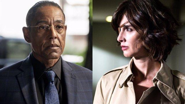 Giancarlo Esposito y Paz Vega protagonizarán la serie de atracos Jigsaw para Netflix