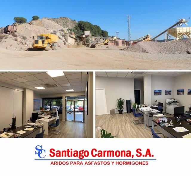 SANTIAGO CARMONA, S.A.