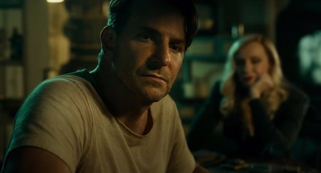 Bradley Cooper en Nightmare Alley