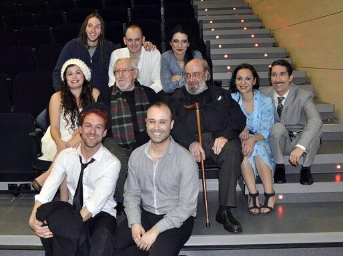 Playwright Alfonso Sastre, theater 'social agitator', dies