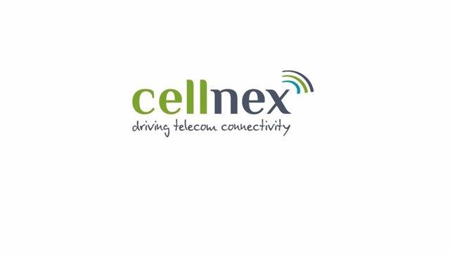 Archivo - Logo de Cellnex Telecom