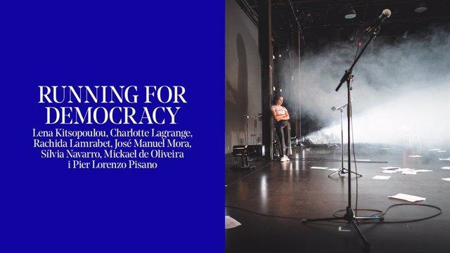 El TNC obre aquest dissabte la temporada amb una obra sobre la democràcia