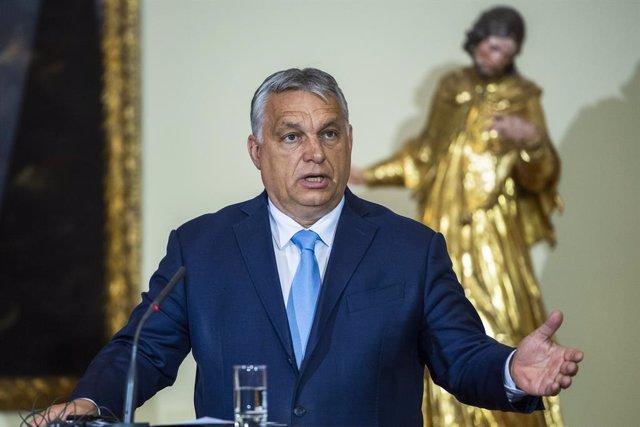 Archivo - Viktor Orban