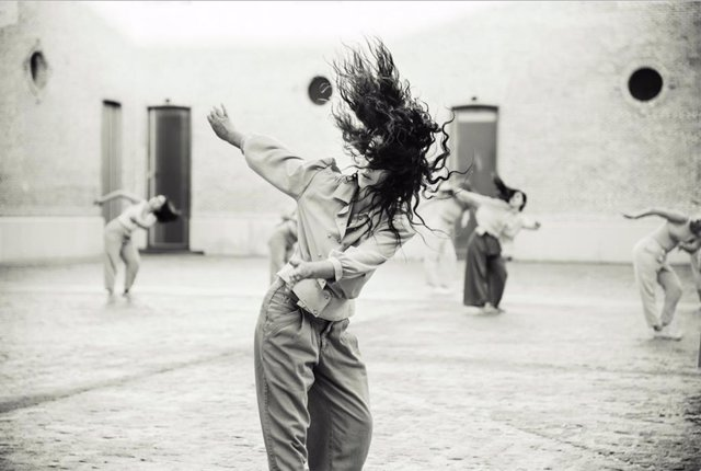 La coreógrafa Poliana Lima
