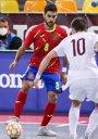 España reacciona a tiempo ante Japón (4-2) y se mete en octavos del Mundial