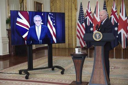Francia llama a consultas a sus embajadores en EEUU y Australia por el  acuerdo a tres bandas del AUKUS