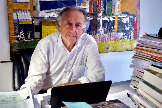 El periodista, filòsof i escriptor Josep Ramoneda, president de l'editorial Grup62