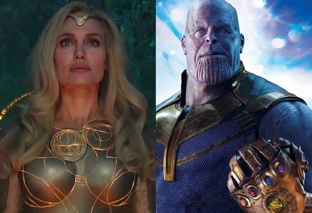 La directora de Eternals explica por qué los Eternos no pararon a Thanos en Vengadores: Infinity War y Endgame