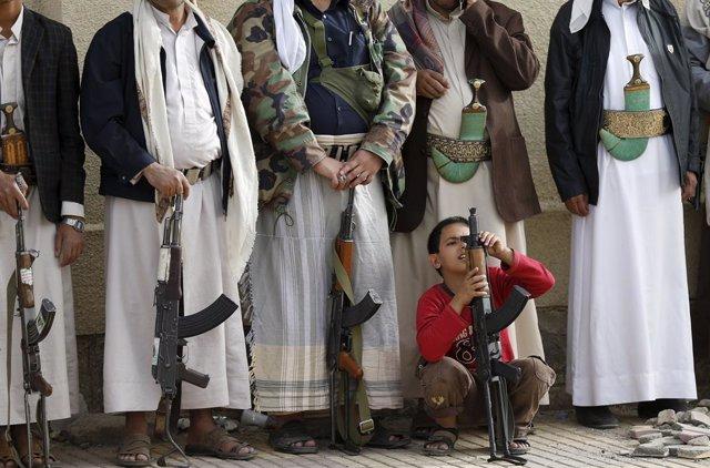 Archivo - Millones de yemeníes, muchos de ellos desplazados por el conflicto en el que se encuentra sumido el país, se enfrentan ahora a la amenaza de las enfermedades infecciosas y a la malnutrición, según un informe del Fondo de Naciones Unidas para la