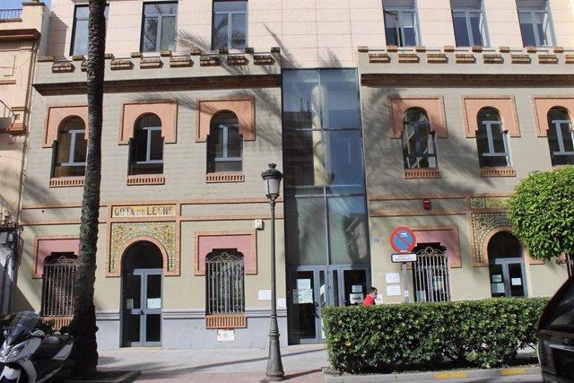 Sede del área de Servicios Sociales