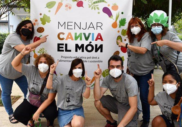 Fundesplai llança una proposta educativa per a l'alimentació sana que rebran 115.000 nens