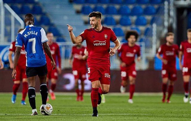 Deportivo Alavés - Osasuna