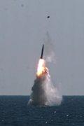 Corea del Sur planea desplegar un misil balístico de lanzamiento submarino de cara al año que viene