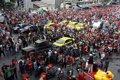 Cientos de tailandeses salen a la calle para exigir la dimisión del primer ministro