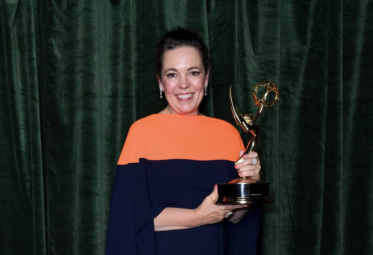 The Crown, Ted Lasso, Lady's Gambit and Mare of Easttown triumph in Netflix.dominated Emmys
