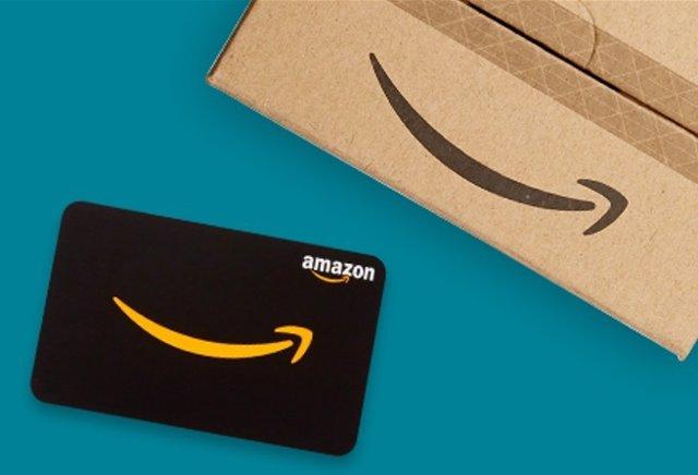 Recurso cheque regalo Amazon
