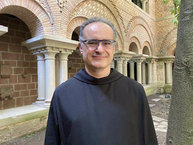 Arxiu - Manel Gasch, nou abat de Montserrat