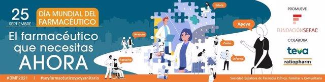 Campaña 'El farmacéutico que necesitas ahora'