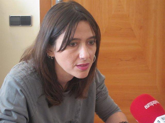 Archivo - Arxiu - L'alcaldessa de Santa Coloma de Gramenet, Núria Parlon