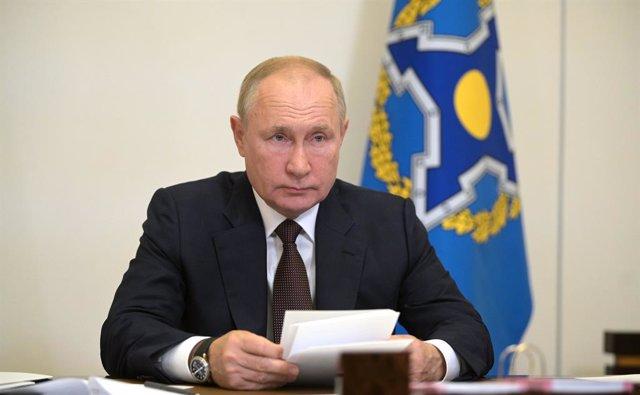 El president de Rússia, Vladimir Putin
