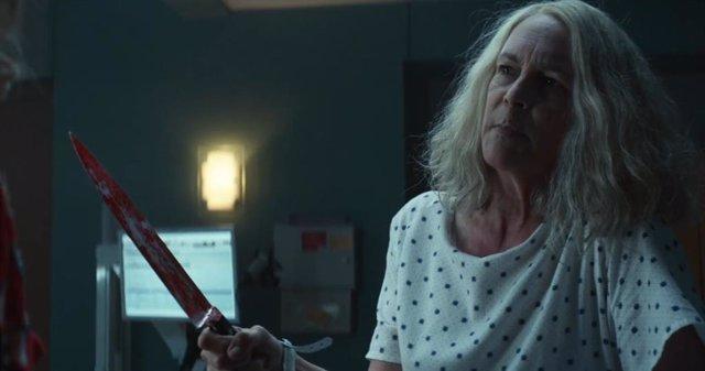 El pueblo se alza contra Michael Myers en el tráiler final de Halloween Kills