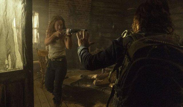El agujero de guion en The Walking Dead que creó el reencuentro de Daryl y Leah