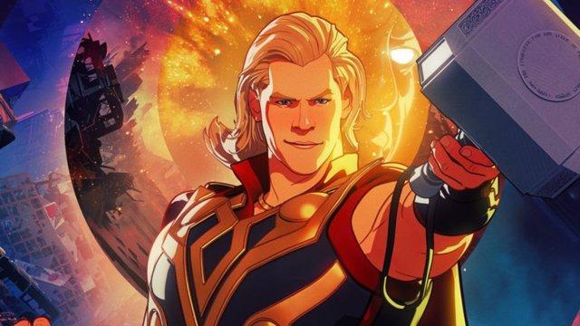 ¿Quién Es El Thor Protagonista Del Episodio 1X07 De What If De Marvel?