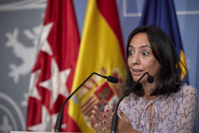 La delegada del Govern central a la Comunitat de Madrid, Mercedes González