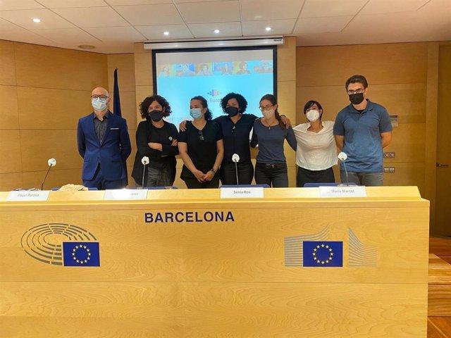 L'Oficina de l'Eurocambra a Barcelona presenta diàlegs entre activistes i eurodiputats