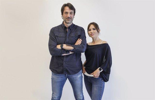 Manuel Fandos i Lidón Serra, cofundadors de Tugesto