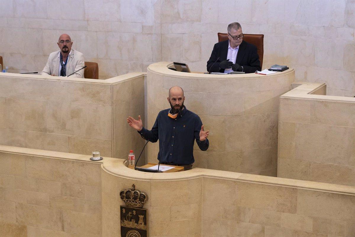 Cantabria se plantea marcar las restricciones Covid fijándose más en los ingresos que en la incidencia