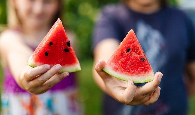 La promoción de la alimentación saludable entre los escolares es un objetivo de la Junta.