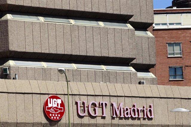 Archivo - Arxiu - Calmi UGT, Unió General de Treballadors
