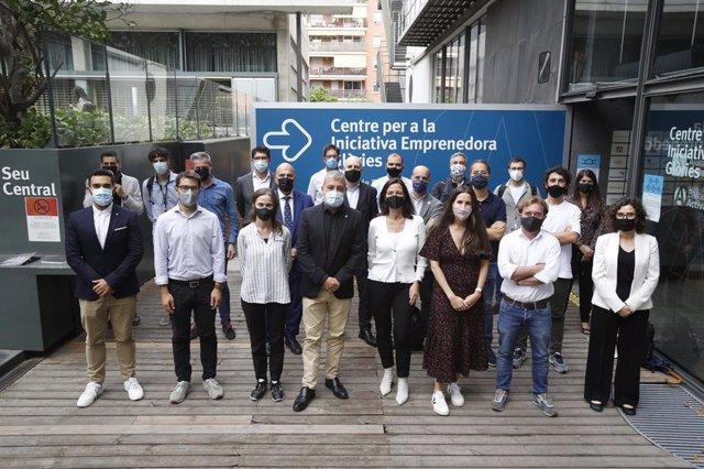 L'Ajuntament de Barcelona s'ha reunit amb representants de més de 15 empreses scale-up i dues empreses d'estatus unicorn
