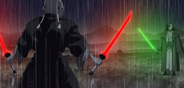 ¿A Qué Hora Se Estrena Star Wars: Visions En América Latina Y España?