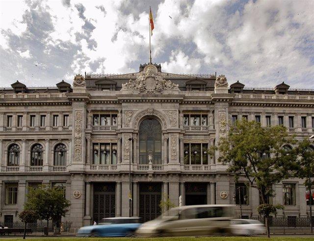 Archivo - Economía.- El Banco de España alerta de que la contracción del crédito pondría en riesgo la estabilidad financiera