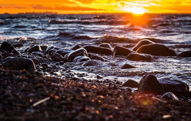 Arxiu - Imatge de recurs d'una platja