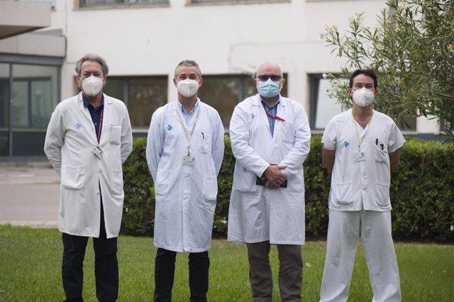 Las personas con Covid operadas de urgencia no tienen más mortalidad por la enfermedad según un estudio coordinado por el Hospital de Bellvitge