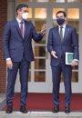 Moreno solicita por carta a Sánchez la constitución de una Comisión Bilateral de diálogo con Andalucía
