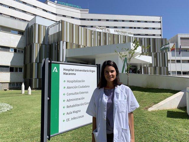 La especialista y primera autora del estudio sobre un fármaco biológico para enfermedades intestinales.