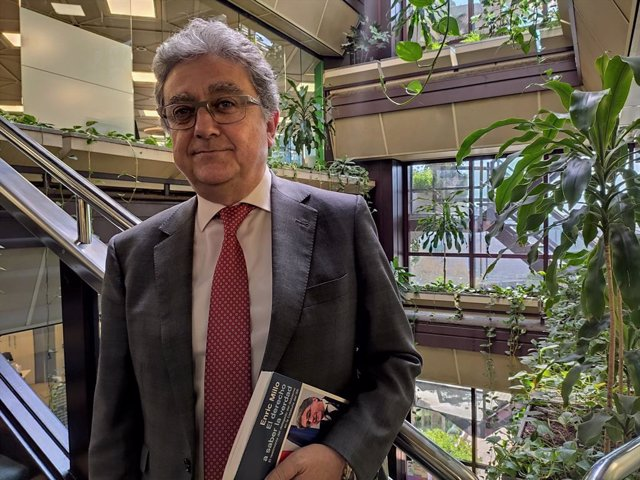 Archivo - Arxiu - L'exdelegat del Govern central a Catalunya Enric Millo
